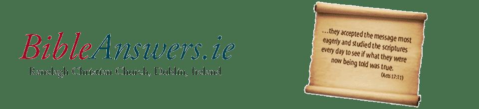 BibleAnswers - BibleAnswers Ireland