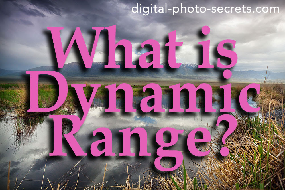 What is Dynamic Range (and why should I care)