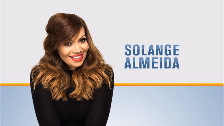 Solange Almeida Abre O Coração Em Entrevista Ao Hoje Em Dia