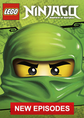LEGO Ninjago: Masters of Spinjitzu - Season Skybound