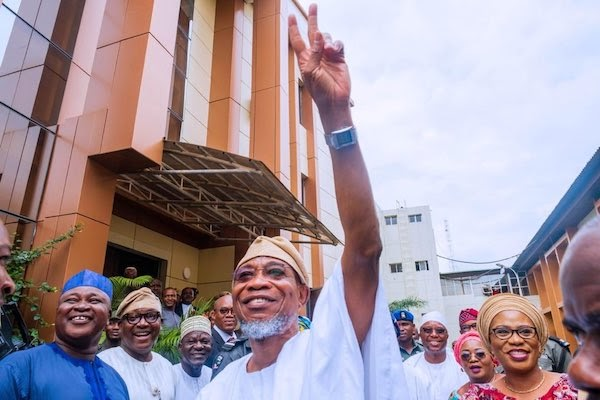 Ministerial Appointment: I Know Nothing About Internal Security, Aregbesola Says #wanitaxigo