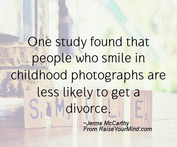 Happiness Quotes One Study Found That People Who Smile In