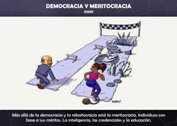Grafica Home: Democracia y meritocracia (29/05/2018)