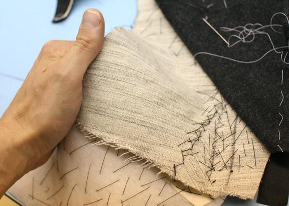 pad stitch
