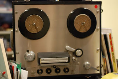 Tape Recorder used on Maybe Baby by Buddy Holly and the Crickets