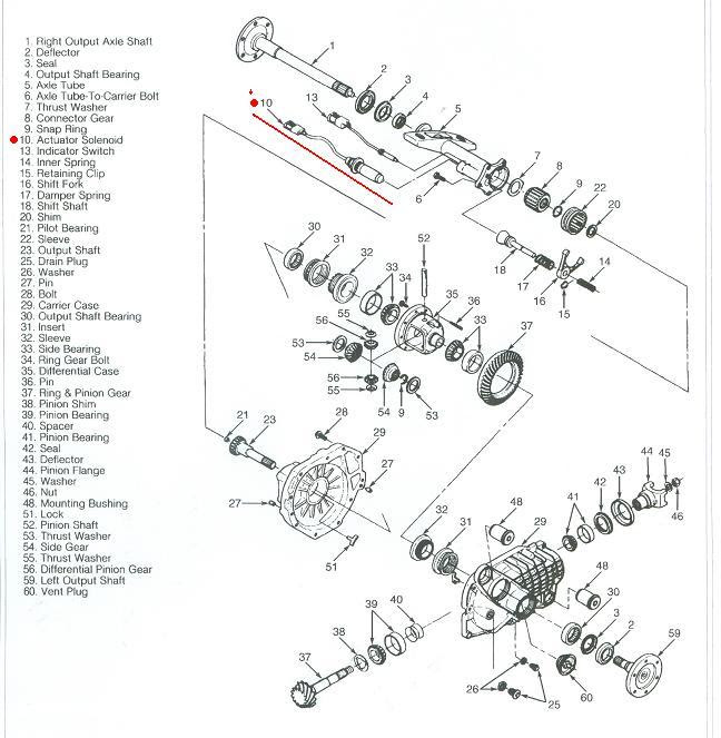 32 Chevy 4wd Actuator Wiring Diagram - Wire Diagram Source ...