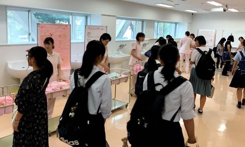 19 8 9 令和元年度オープンキャンパスを実施しました お知らせ 熊本大学医学部保健学科