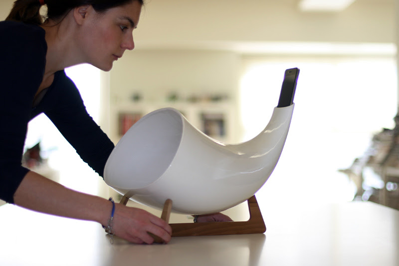6-ceramic-megaphone-by-enis | Home Interior Design, Kitchen and ...