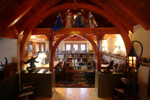 Hobbit Houses: Dwellings Right at Home in Tolkien's Middle Earth