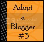 Adopt a Blogger Button