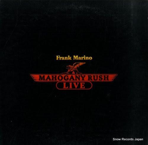 MARINO, FRANK & MAHOGANY RUSH live