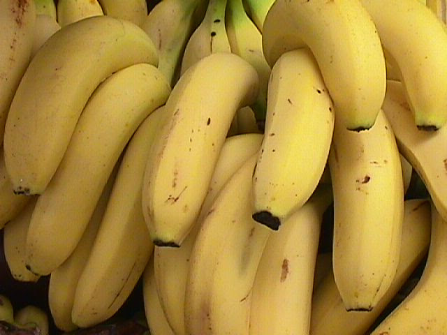 Two Bananas a Day Keep all Doctors Away....