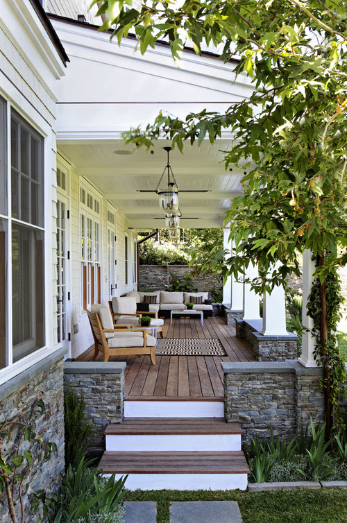 Hillgrove traditional porch