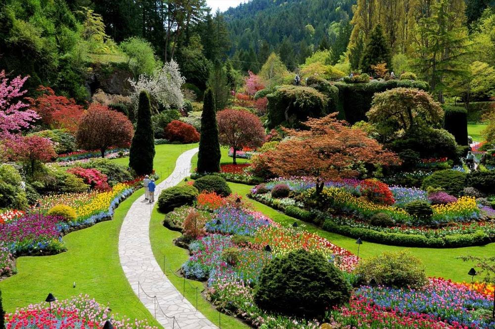 maravilhosos jardins e parques 1