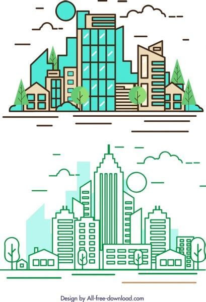 Architecture free vector download (1,144 Free vector) for