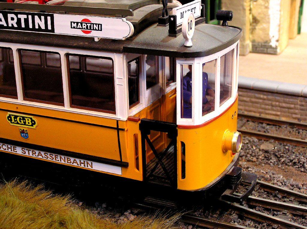 G Gauge 16mm Model railway Narrow gauge Garden train set ...