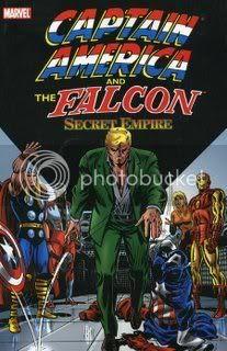 Captain American: Secret Empire