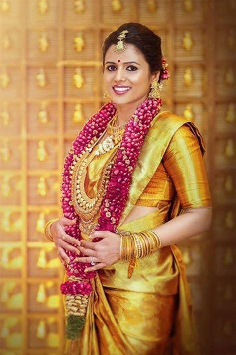 South Indian Bridal Makeup: 30 Bridal Makeup Ideas