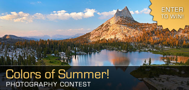 "2012 ""Colors of Summer"" Photography Contest - Free to Enter!"