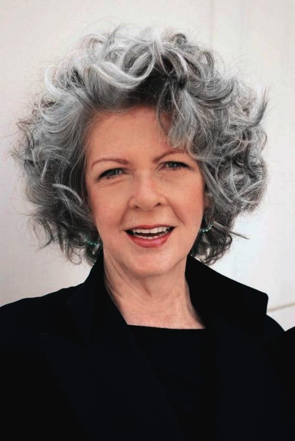 30 Best Short Hairstyles for Women Over 50 - FeminaTalk
