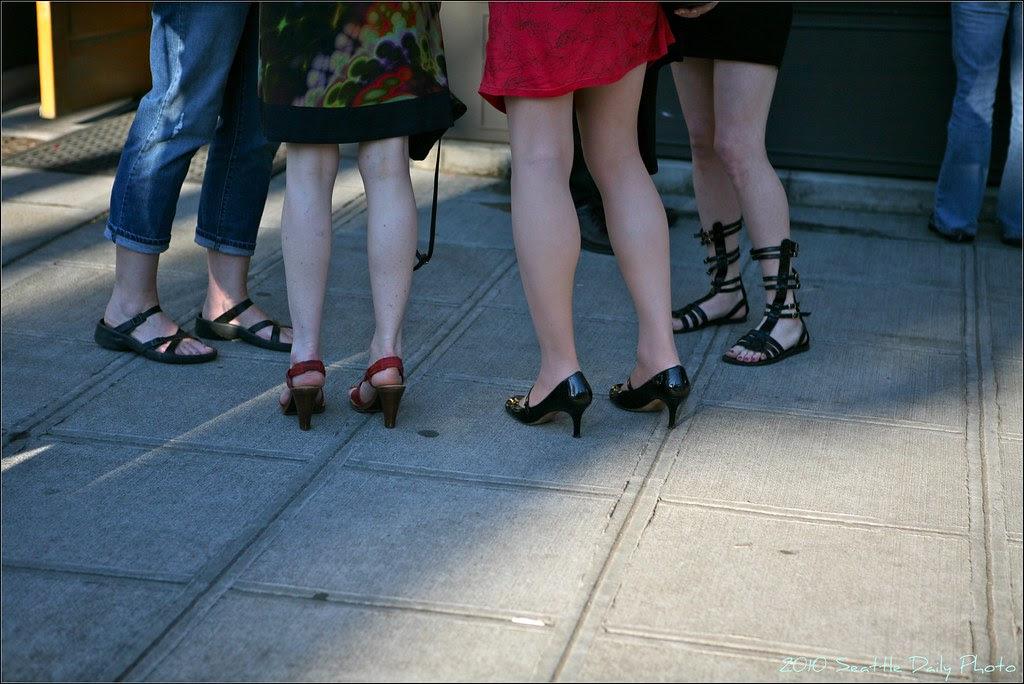 Warm Days & Summer Footwear