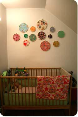 Wall  Baby Stuff on Nursery Wall Decor  Do It Yourself Decorating Ideas