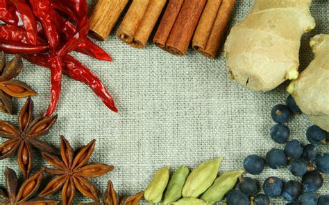 Herbs and Spices Wallpaper and Background   1680x1050   ID