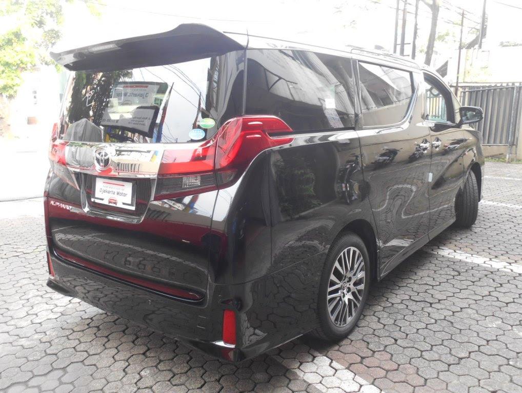 660 Mod Bussid Mobil Alphard Warna Hitam HD