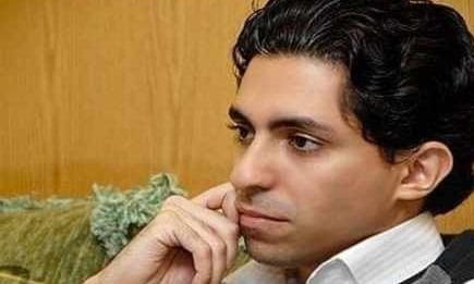 Raif Badawi was sentenced to 10 years in prison and 1,000 lashes.