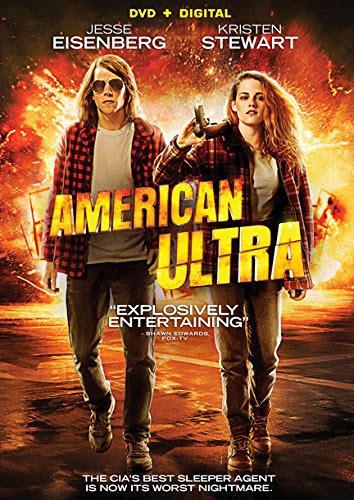 American Ultra [DVD + Digital]