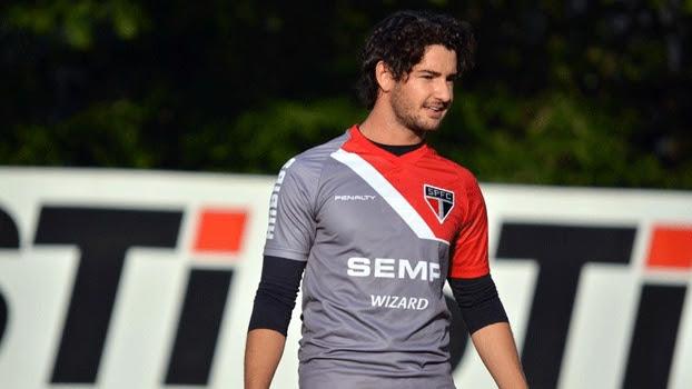 Alexandre Pato quer sair do Brasil e retornar ao futebol europeu
