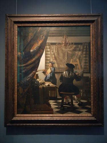 DSCN9905 _ Die Malkunst, um 1666-68, Johannes Vermeer van Delft