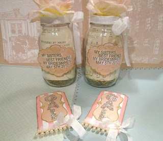 Wedding Jar Vignette! 7