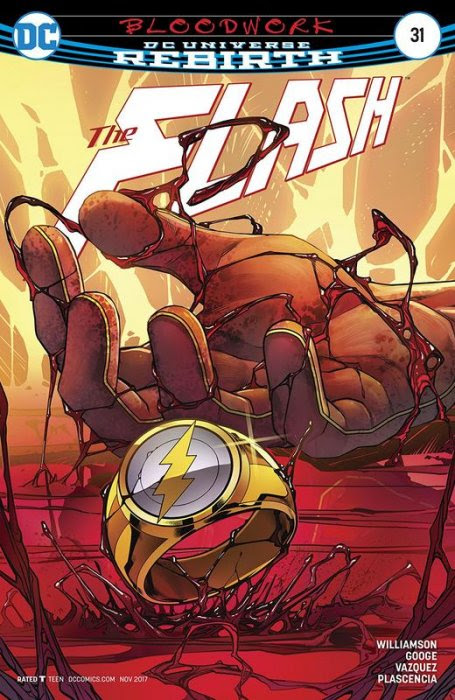 The Flash #31