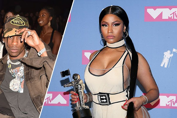 b0882722b983 Nicki Minaj Just Called Out Travis Scott and Kylie Jenner in the Most  BRUTAL Way