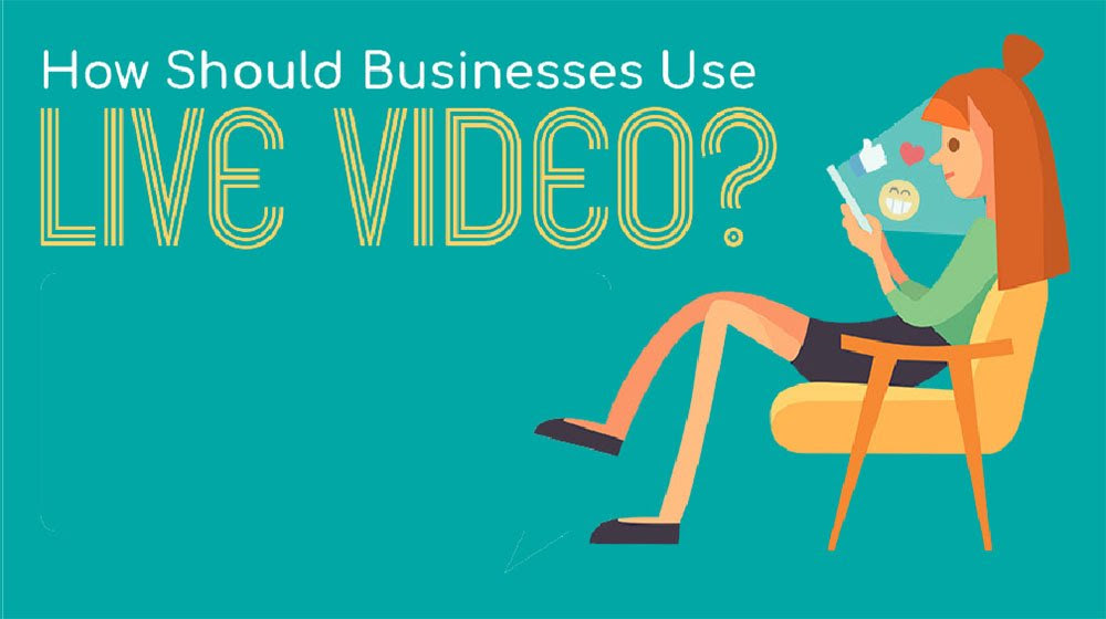 How Should Businesses Use Live Video?