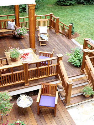 6-popular-deck-design-ideas-Multilevel Decks – Highlight Your Yard ...