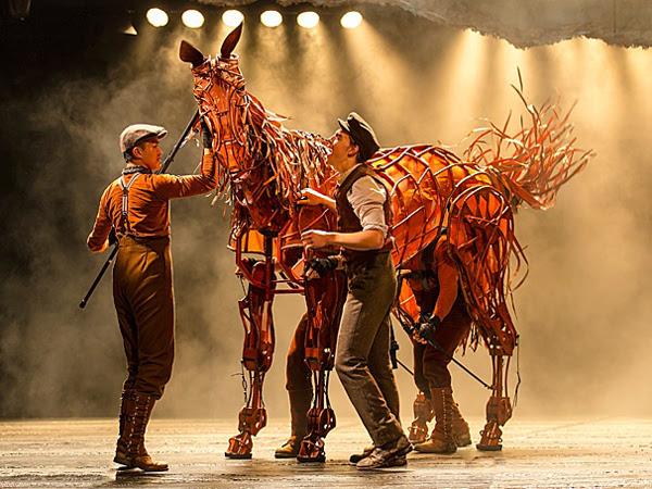 War Horse Boston Opera House