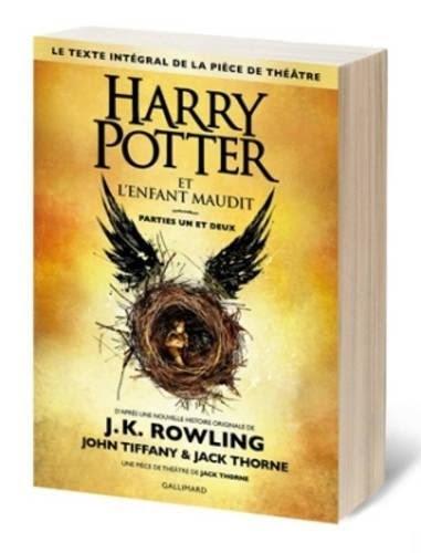 Livre roman pdf harry potter et l 39 enfant maudit parties un et deux le texte int gral de la - Harry potter livre pdf gratuit ...