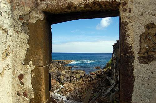 Uma janela para a Baía