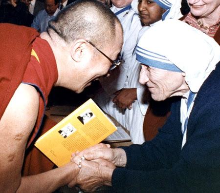 Αποτέλεσμα εικόνας για mother teresa buddha
