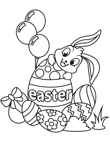 76 Free Printable Coloring Pages Easter Best HD