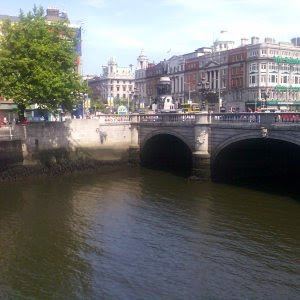 Liffey in June