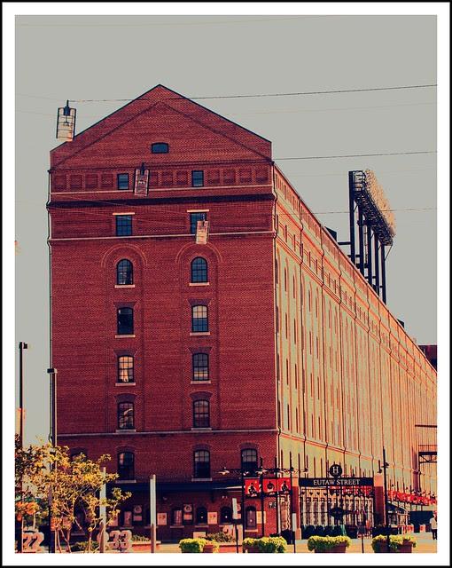 Camden Yards, Baltimore