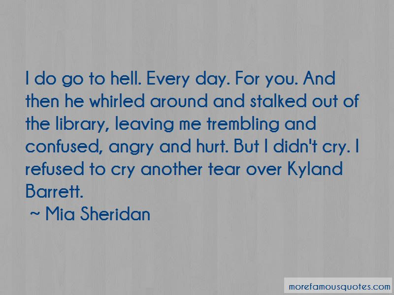 Angry And Hurt Quotes Top 56 Quotes About Angry And Hurt From