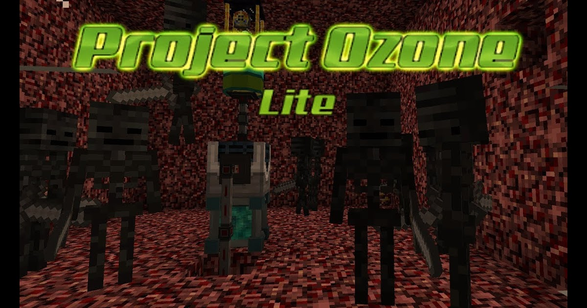 Minecraft Project Ozone Lite Server - Bukalah r