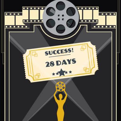 28 Days | 4 Pics 1 Movie Answers | 4 Pics 1 Movie Cheats