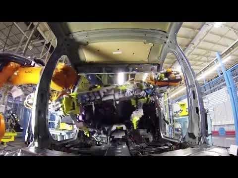 من داخل مصنع مرسيدس | كيف يتم تصنيع سيارة مرسيدس