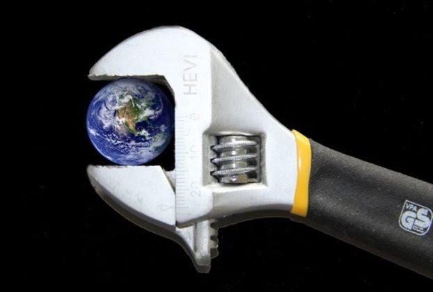Γεωμηχανική ασπίδα για τη Γη