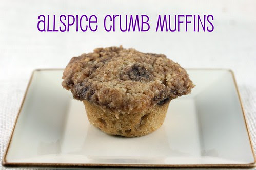 Allspice Muffins - Tuesdays with Dorie